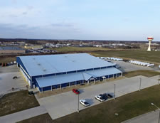 Welcome to our new facility! <br><br> We are now in a 50,000 square foot state of the art facility.