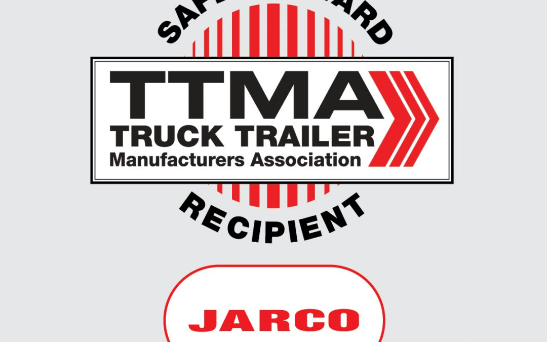 Jarco Recognized with TTMA Plant Safety Award